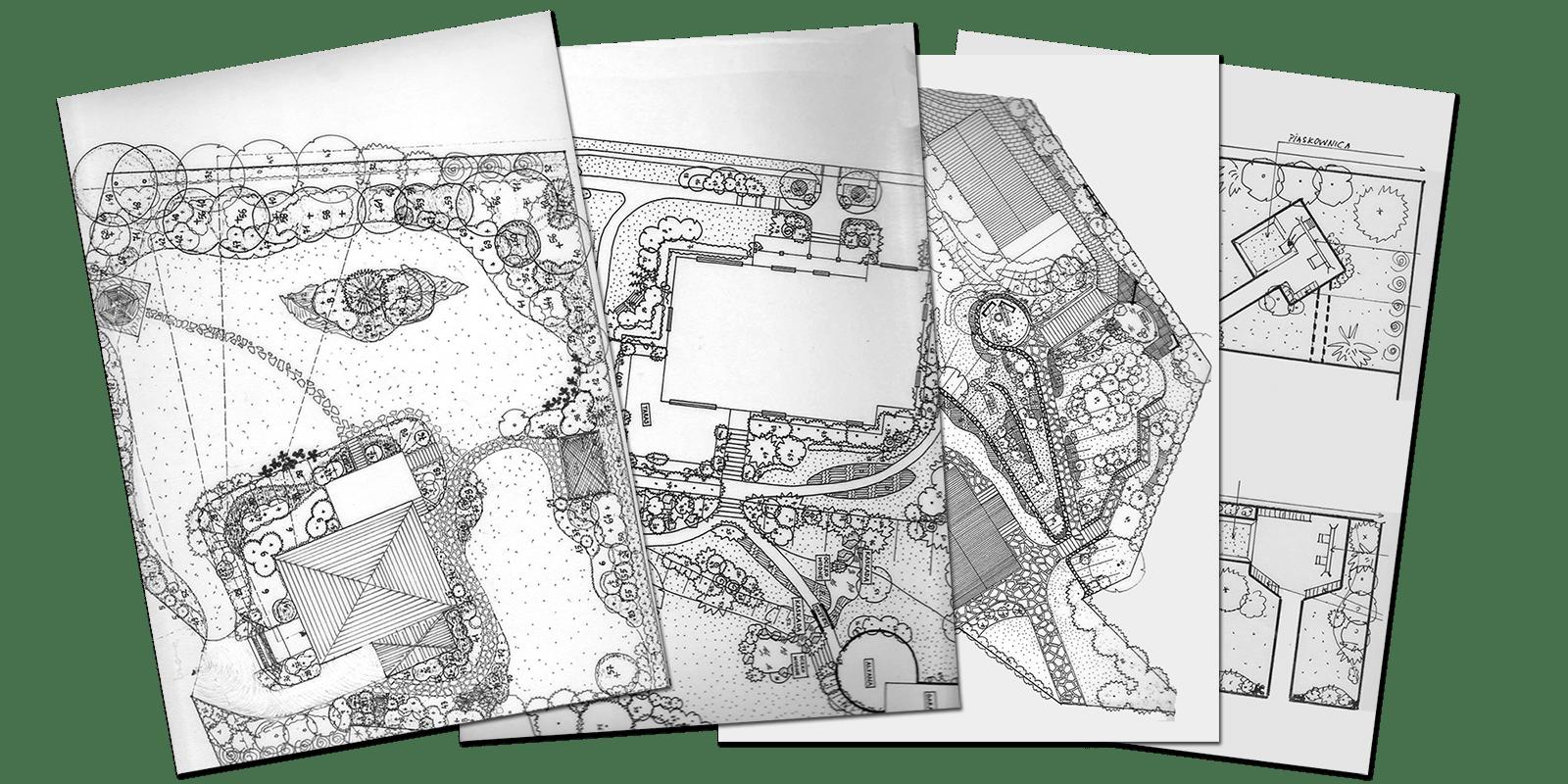 projektowanie ogrodów w Krakowie